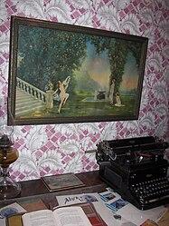 Dolly's House Museum desk.jpg