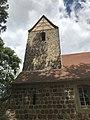 Dorfkirche Groß Ziescht Westturm Südansicht.jpg