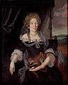 Dorothea Elisabeth Gräfin von Hohenlohe (1650-1711), getrouwd met Hiskias Graf von Hohenlohe Waldenburg Pfedelbach (1631-1685).jpg
