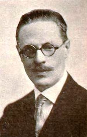 Douglas Z. Doty - Doty in 1920