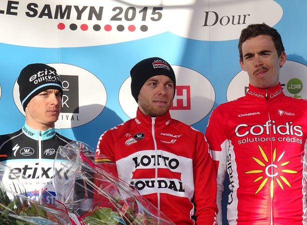 Dour - Le Samyn, 4 mars 2015, arrivée (D24).JPG
