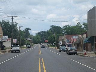 Ringgold, Louisiana Town in Louisiana, United States