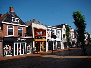 Smallingerland Municipality in Friesland, Netherlands