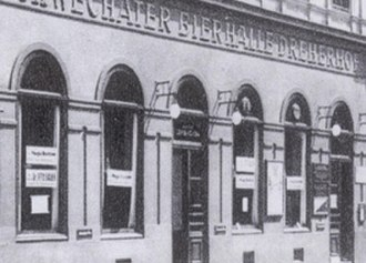 Anton Dreher - The Dreher Etablissement', opened 1859.