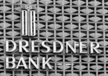 Dresdner Bank Altes Logo