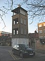 Drill tower at London Fire Brigade training centre - geograph.org.uk - 1750159.jpg