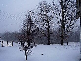 Droop, West Virginia - Image: Droop 1