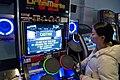Drummania v2 arcade machine.jpg