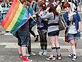 Dublin Gay Pride Parade 2011 - Before It Begins (5870341079).jpg