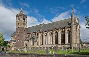 Dunblane Cathedral - Dunblane Cathedral in 2017