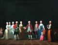Duprà Giuseppe - The Family of Charles Emmanuel III of Sardinia.png