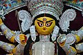 Durga - Baghbazar Sarbojanin Durgotsav - Nivedita Park - Kolkata 2014-10-03 9274.JPG