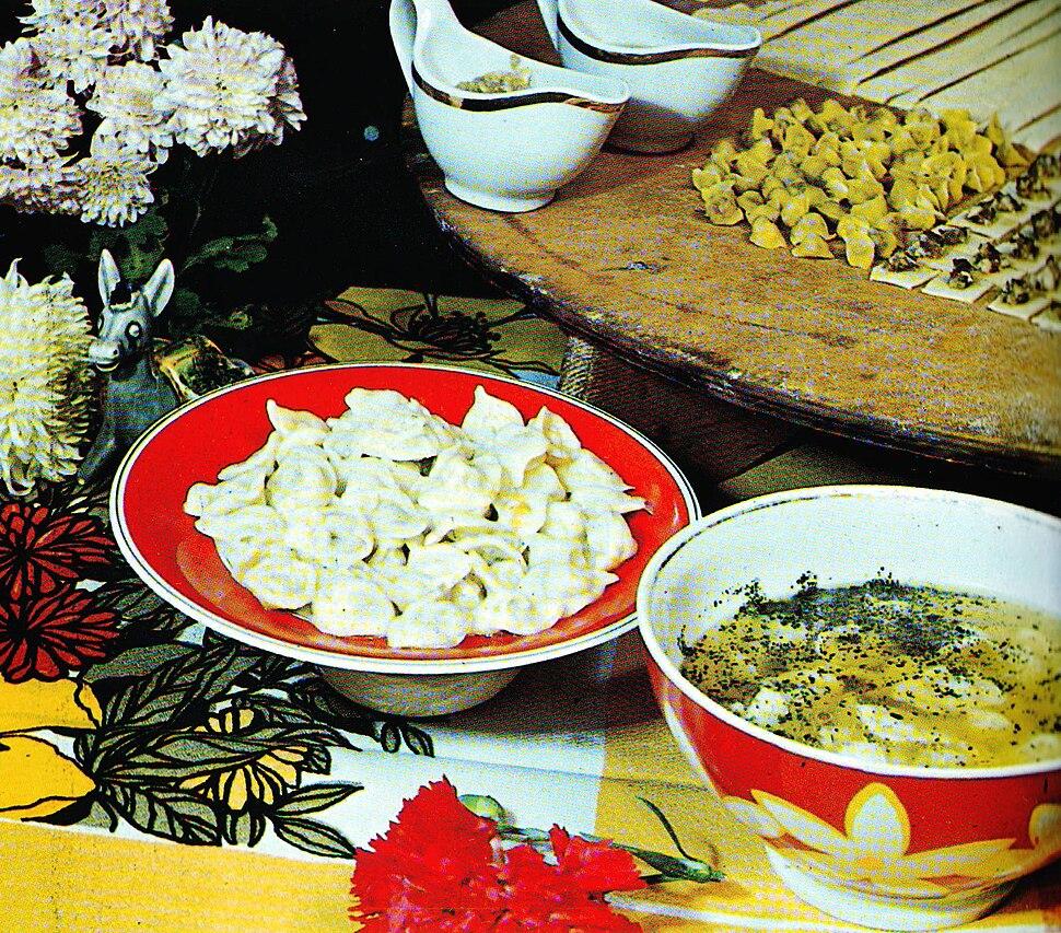Dushbara Azerbaijani cuisine