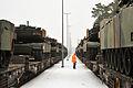 EAS M1A2s arrive in Grafenwoehr (12234698064).jpg