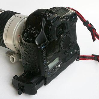 Canon EOS-1D Mark II - Image: EOS 1D mk II mg 3355