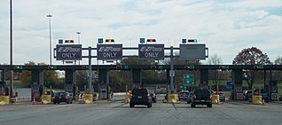 Electronic toll collection road pricing