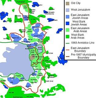 eastern sector of Jerusalem