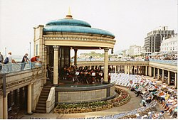 definition of bandstand