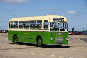 Eastern National bus BN480 (217 MHK), 2010 North Weald bus rally.jpg