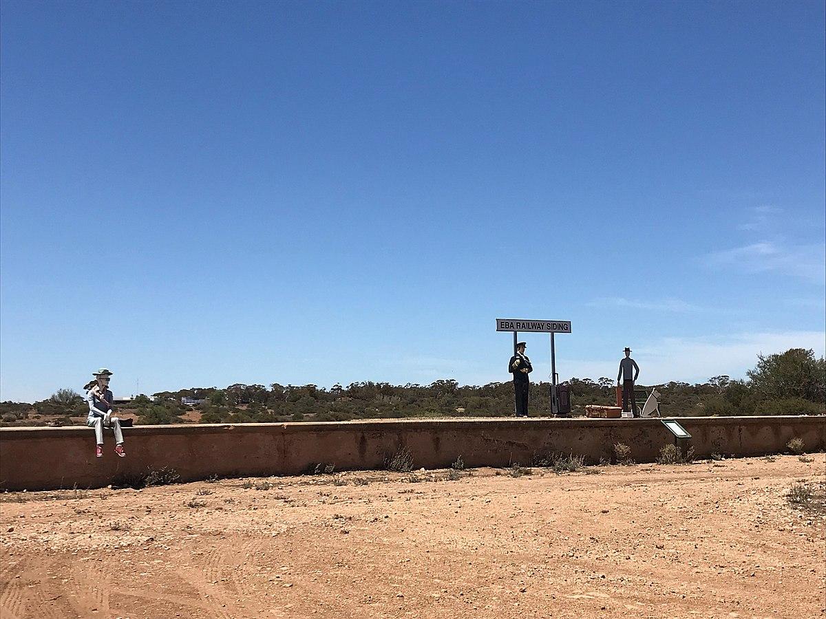 EBA: Eba, South Australia