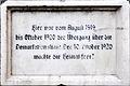 Ebenthal Lampl-Brücke Gedenktafel Demarkationslinie 1919-1829 10042010 21.jpg
