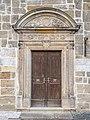 Ebern door of the cemetery chapel 9234321-2.jpg