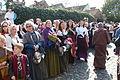 Echtgenotes en vriendinnen van de Spaanse soldaten 1 april feest Brielle.JPG