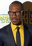 Photo of Eddie Murphy at the Tribeca Film Festival in 2010.