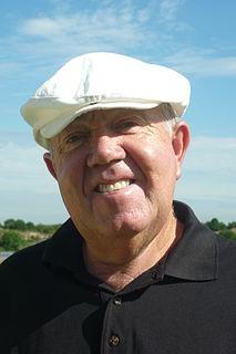 Eddie Polland professional golfer