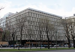 Edificio IBM (Pº Castellana 4, Madrid) 03.jpg