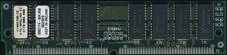 SIMM - 72-pin EDO DRAM SIMM