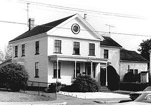 Edward Bellamy House - 1971 National Park Service photo
