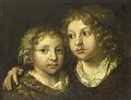 Een dochtertje en een zoon (Constantijn ?) van de schilder Rijksmuseum SK-A-2667.jpeg