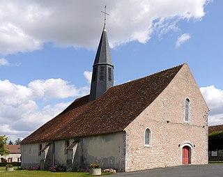 Saint-Hilliers Commune in Île-de-France, France