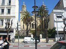 Communautés méditerranéennes de Tunisie.  Les Grecs de Tunisie 220px-Eglise_Orthodoxe_Tunis