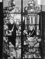 Eglise Saint-Etienne-du-Mont - Vitrail, Les Pèlerins d'Emmaüs - Paris - Médiathèque de l'architecture et du patrimoine - APMH00015419.jpg