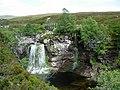 Eidart Falls - geograph.org.uk - 266612.jpg