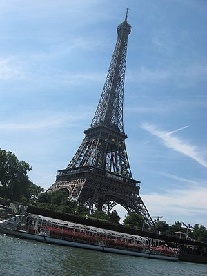 Eiffel Tower _Paris