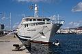 El Crucero MS Belle del Adriático en el muelle de Santa Catalina de Las Palmas de Gran Canaria Islas Canarias (6413456189).jpg