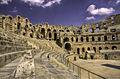 El Djem Amphitheater (Inner view).jpg