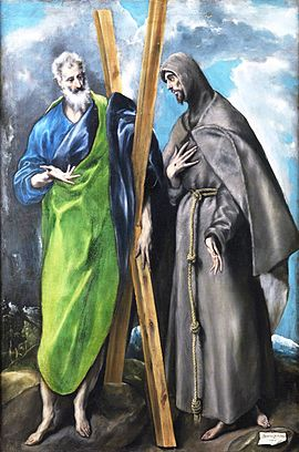 Saint du jour - Page 2 270px-El_Greco_038