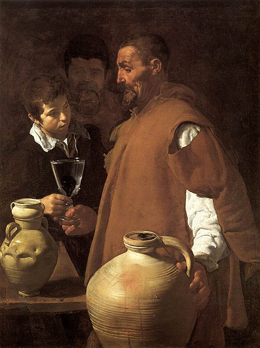 Diego Velázquez: The Waterseller of Seville