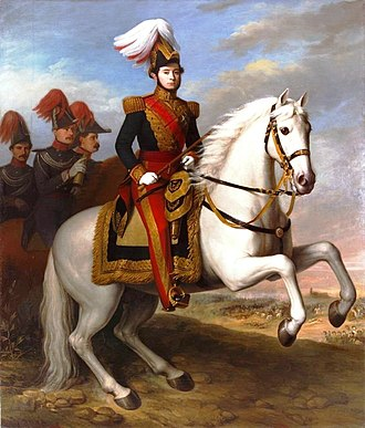 Glorious Revolution (Spain) - General Juan Prim, an architect of the 1868 revolution against Queen Isabella II.