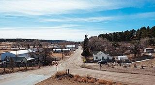 Elbert, Colorado Census Designated Place in Colorado, United States