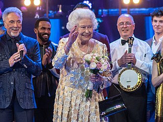 The Queen's Birthday Party, 2018 Elizabeth II at the Queen's Birthday Party (2018).jpg