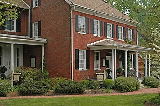 Elkridge, Maryland - Elkridge Furnace Inn, Furnace Avenue