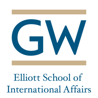 Professional school of international relations of the George Washington University, Wash, DC