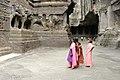Ellora Caves, India, Kailasa Temple.jpg