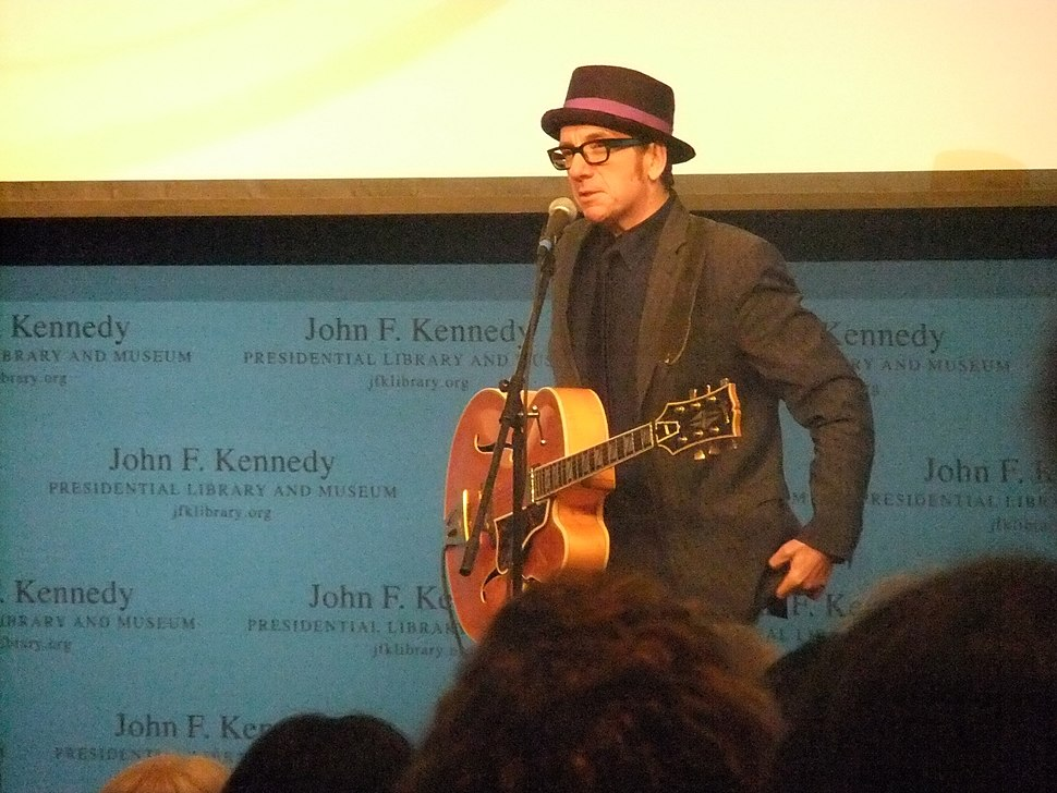 Elvis Costello in 2012
