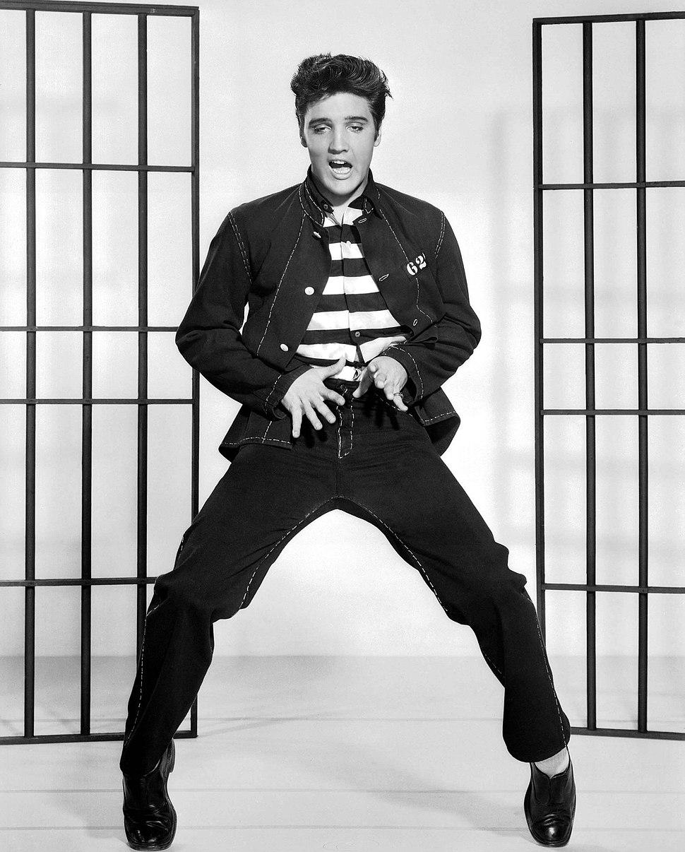 Elvis Presley Jailhouse Rock2